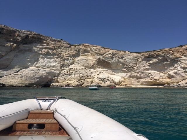 noleggio barche napoli baia
